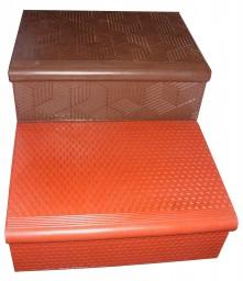 """Лестничные ступени """"традиционная"""" конфигурация (внешний угол)"""