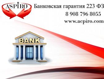 обеспечение банковской гарантии 223 фз