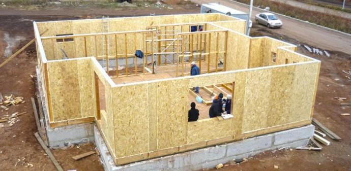 "Строительство дома из сэндвич-панелей: 5 ""за"" и 5 ""против"""